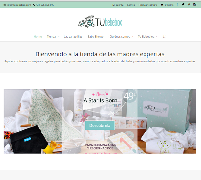 Web Corporativa & Blog
