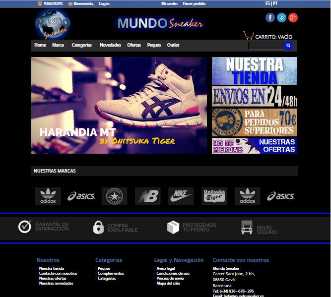 Tienda online & Campaña SEM