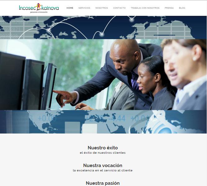 Web Corporativa & Diseño Logo