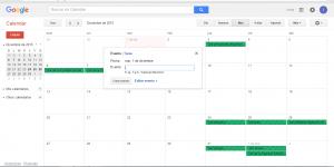 Google Calendar puede ser una opción.