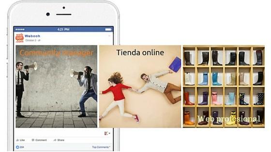 Cómo usar anuncios carrusel Facebook