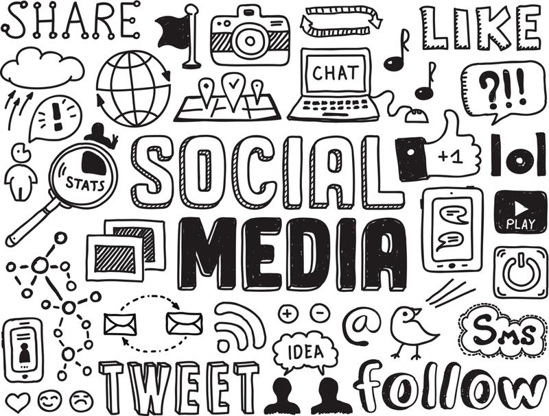 evitar en redes sociales