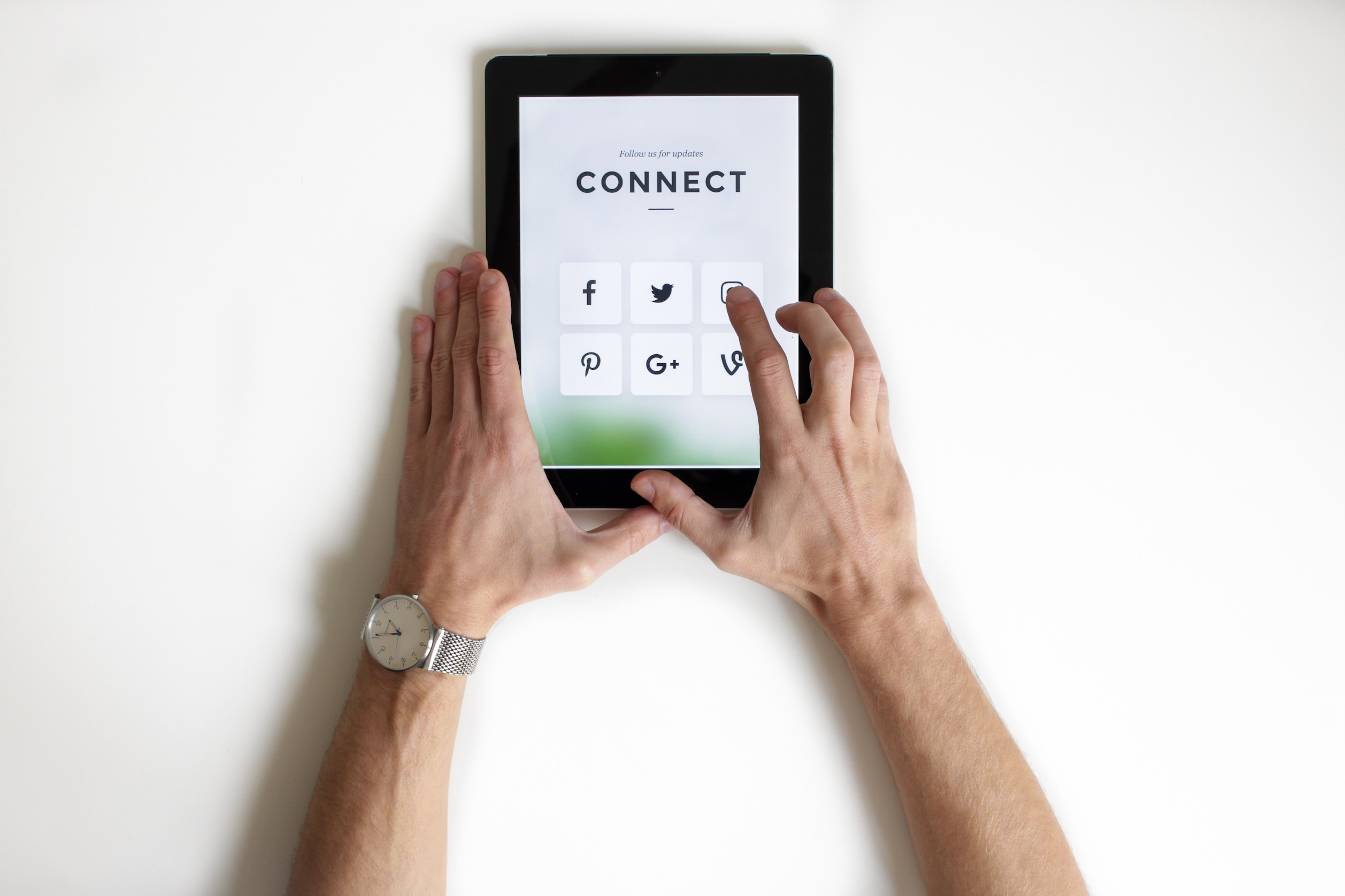 publicar contenido en varias redes sociales