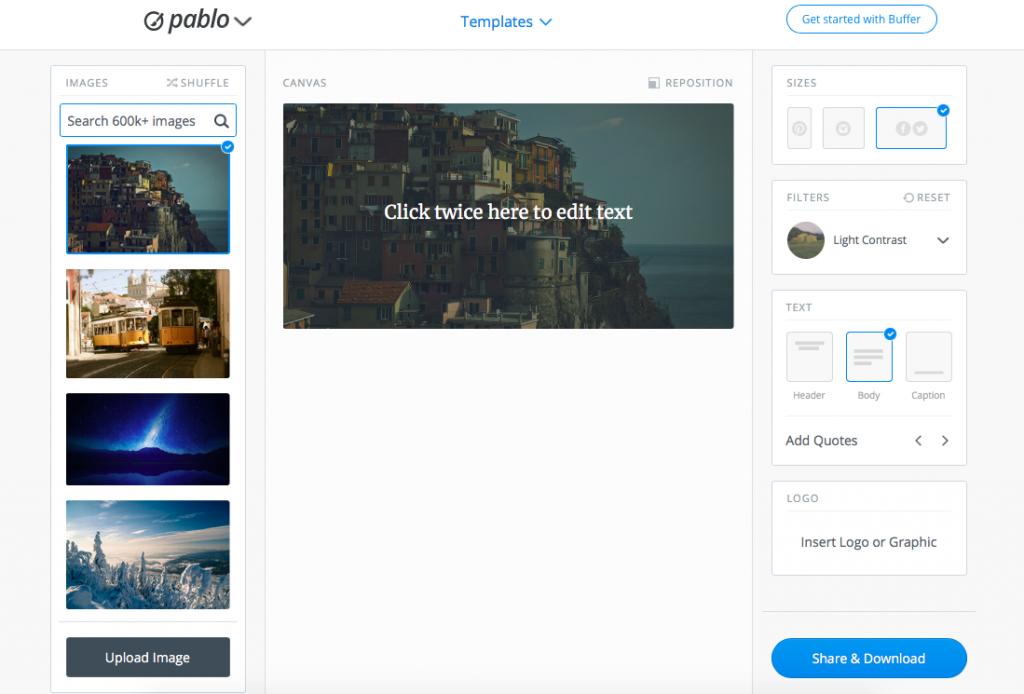 herramientas gratis de diseño de imágenes-Pablo