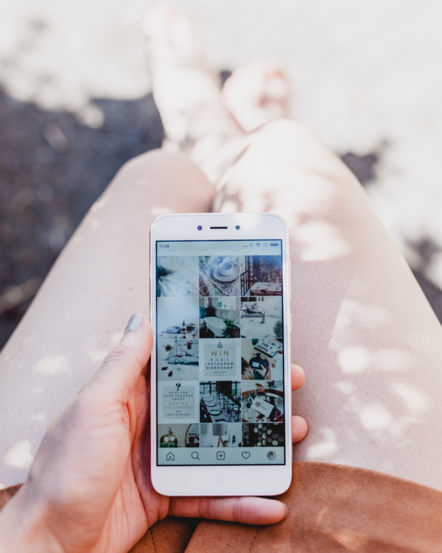 diseña imágenes para redes sociales