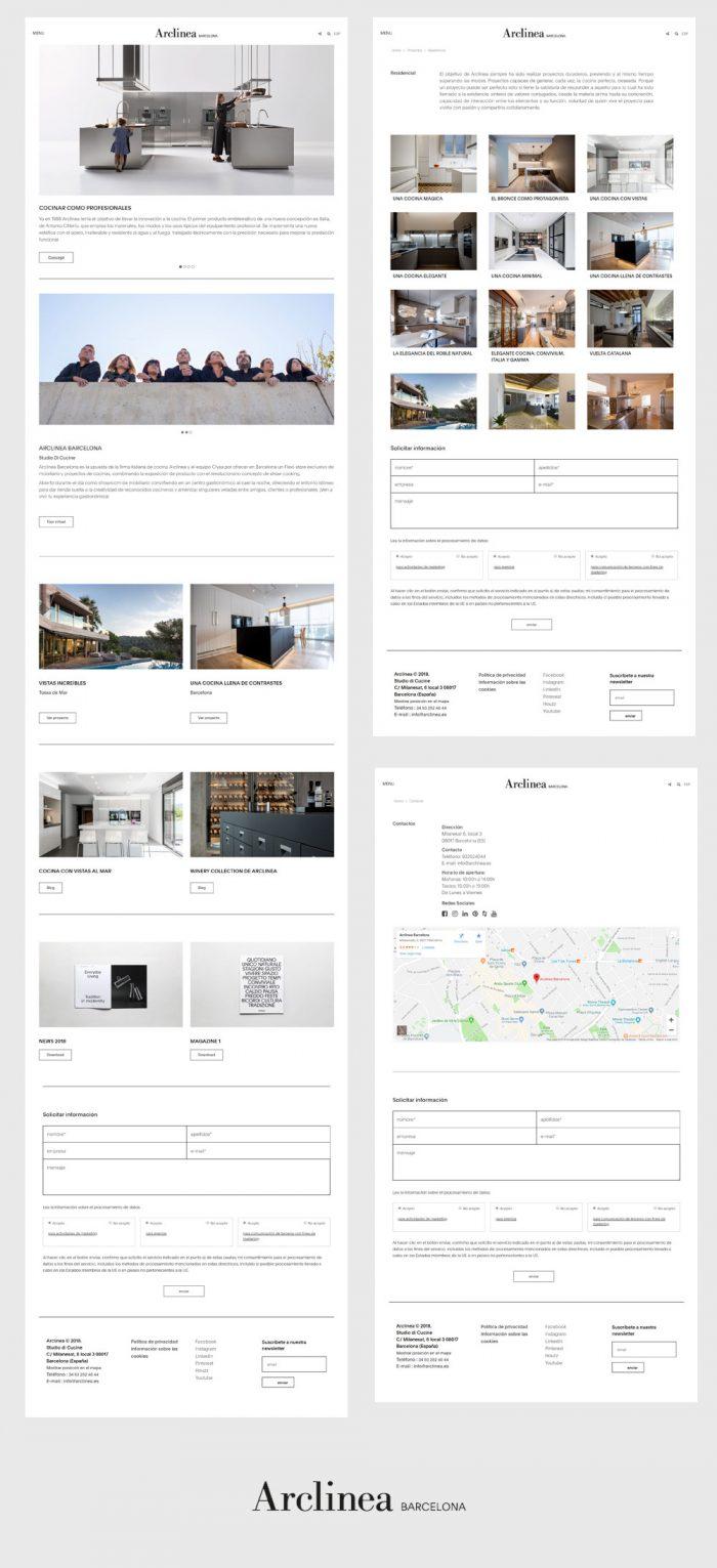renovación y rediseño web en Wordpress