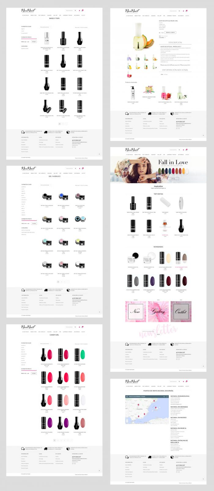 tienda online personalizada en wordpress